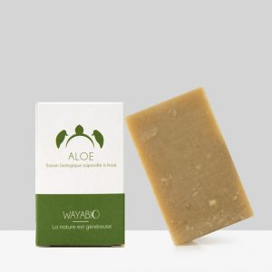 savon naturel bio aloe