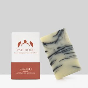 savon naturel bio patchouli